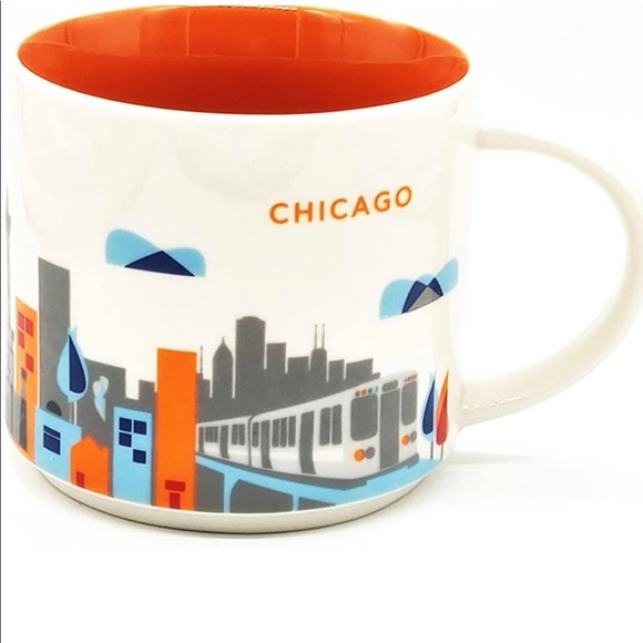 Starbucks Mug Chicago